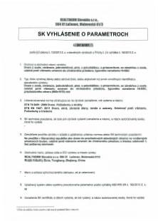 Certificate 1 - Hisec
